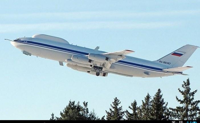 """Rusia estrena la segunda generación de la aeronave denominada """"Avión del Juicio Final"""""""