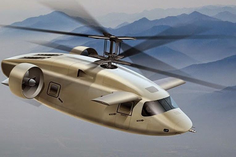 AVX Aircraft Company, presentó propuesta para el helicóptero del futuro