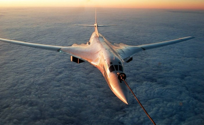 Tu-160 Blackjack, el bombardero supersónico mas potente de la historia