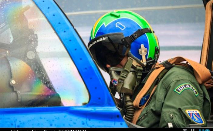 Nuevo líder para la Escuadrilla de acrobacia brasileña da Fumaça