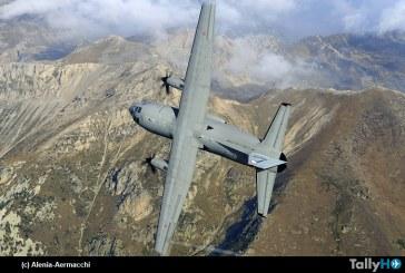 Alenia Aermacchi C-27J, un «Spartano» a la medida