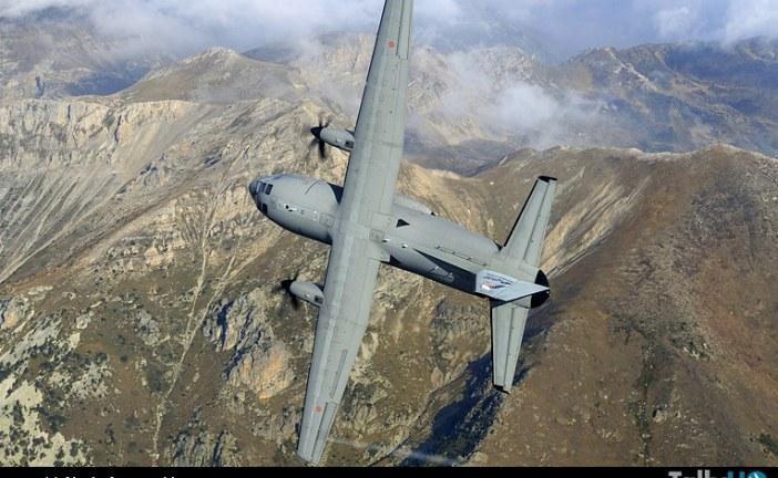 """Alenia Aermacchi C-27J, un """"Spartano"""" a la medida"""