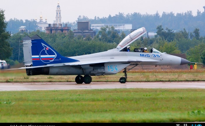Cazas MiG-35 contarán con nuevo sistema de navegación desarrollado por Rostec