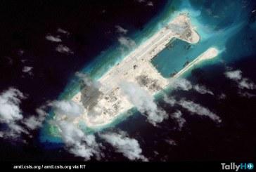 Primer aterrizaje de un avión civil de China en polémicas islas artificiales