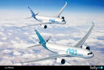 Airbus supera sus objetivos en 2015, entregó más aviones que nunca
