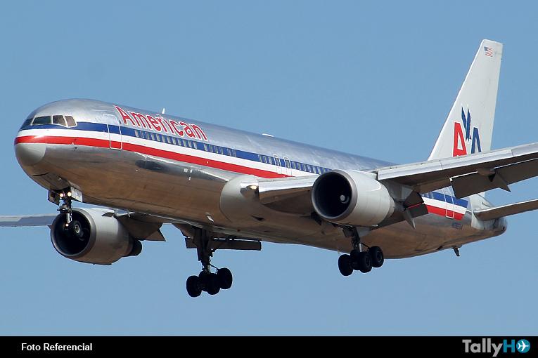 Vuelo de American Airlines es desviado a Canadá con varios heridos por turbulencias