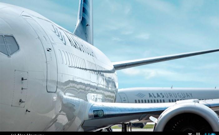 La Aerolínea Alas Uruguay comenzó a operar comercialmente