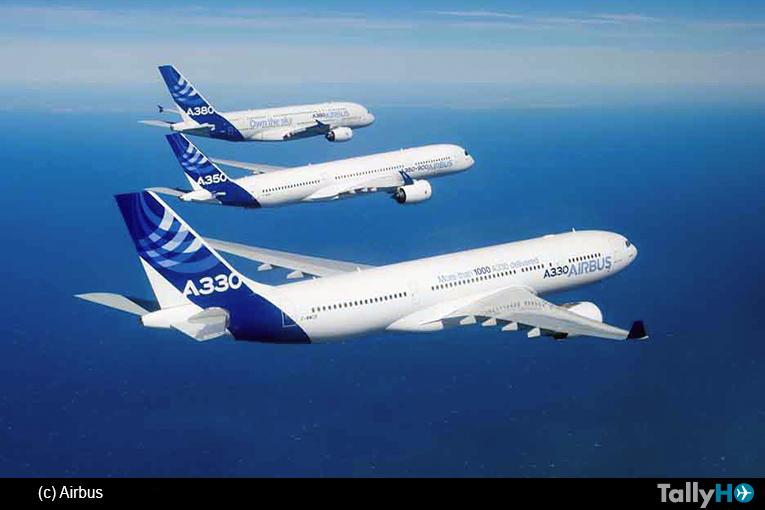 Irán elige a Airbus para la renovación de su aviación civil