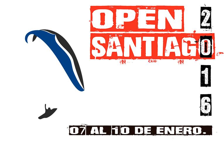 Campeonato de Parapente Open Santiago 2016