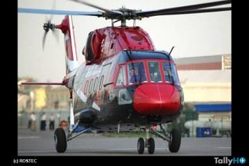 El Mi-38 recibe certificación e iniciará producción en serie