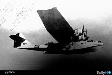70 Aniversario del primer vuelo a la Isla de Pascua con el «Manutara»