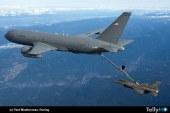 Boeing KC-46 Pegasus realizó con éxito primer reabastecimiento en vuelo