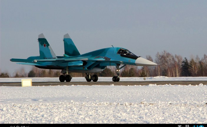 """Argelia primer cliente del Sukhoi Su-34 """"Fullback"""""""