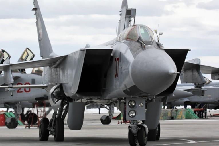 Rusia está desarrollando el nuevo interceptor MiG-41