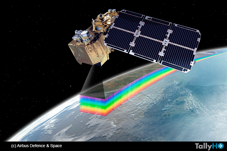 ESA selecciona a Airbus Defence and Space para fabricar dos nuevos satélites Sentinel-2