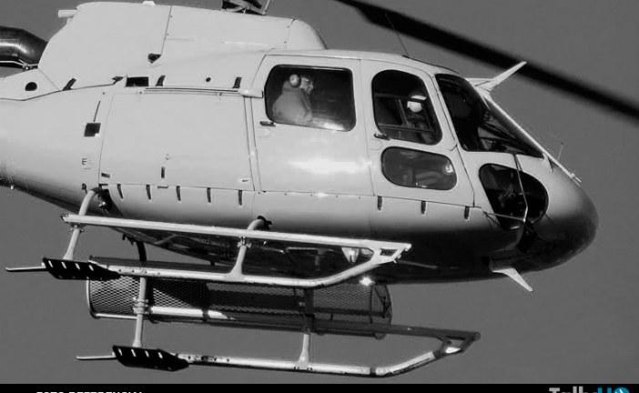 Se accidenta Helicóptero Ecureuil en la Región del Maule