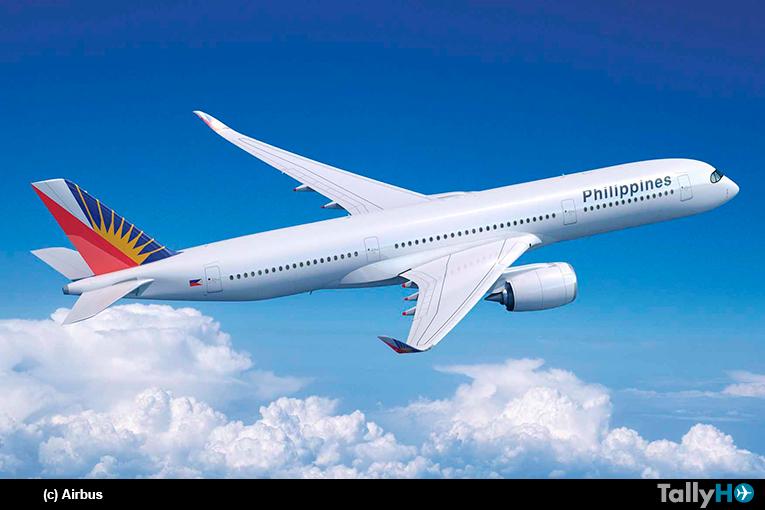 Philippine Airlines elige el A350 XWB para su futura flota de largo alcance