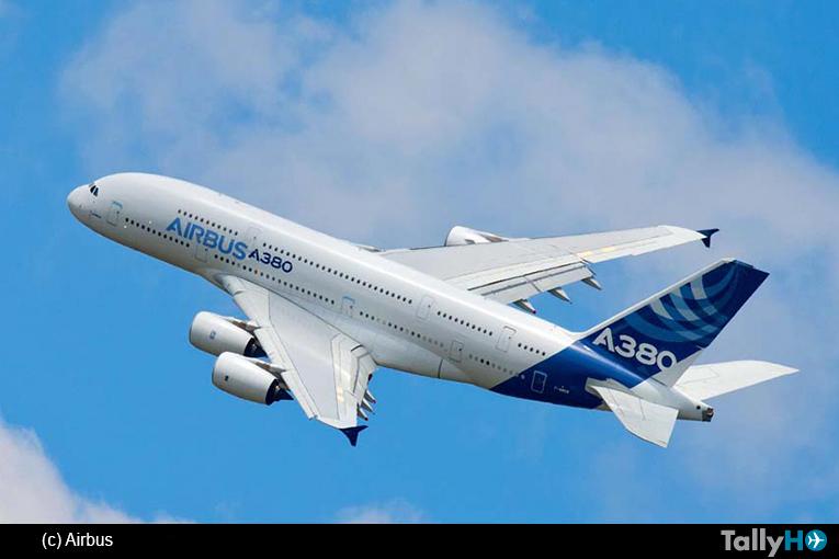 All Nippon Airways Group elige el A380
