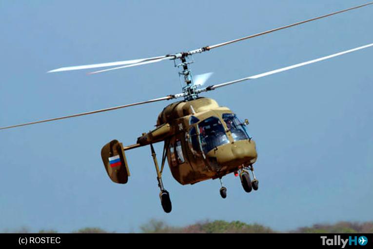 Helicópteros de Rusia producirá el Ka-226T en la India