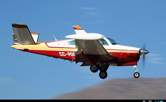 A 10 años del primer vuelo de un monomotor civil a la Antártica Chilena