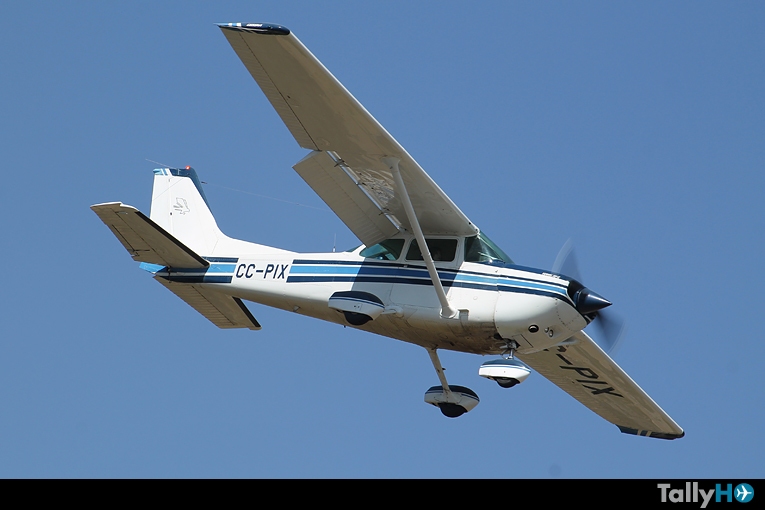 Accidente de Cessna 172 CC-PIX en Aeródromo Torca en Vichuquén