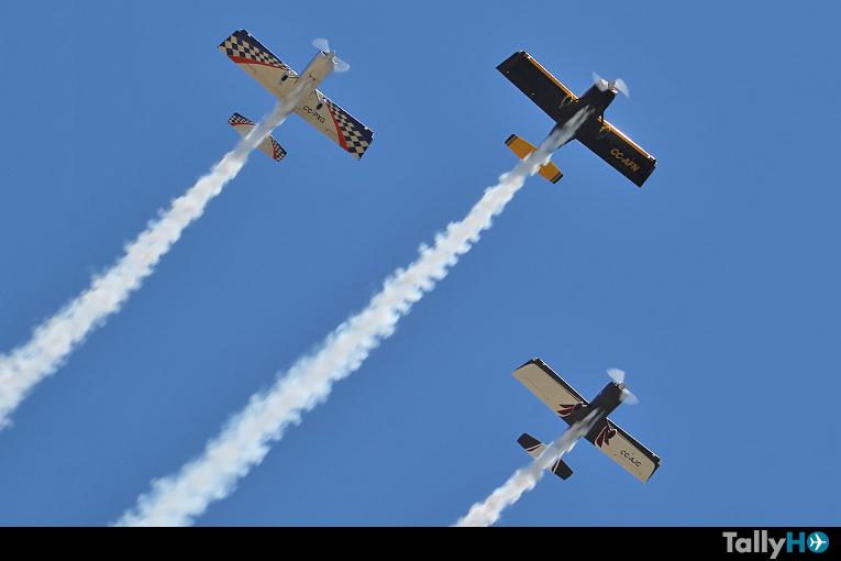 70 años de la Federación Aérea de Chile