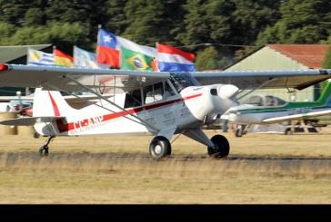 Aeronaves destacadas en el X Festival Aéreo de Villarrica 2016