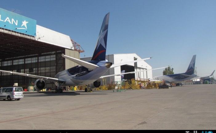 Grupo LATAM Airlines inauguró moderno simulador para técnicos de mantenimiento de su flota Boeing 787
