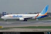 Avión Boeing 737 de Flydubai se estrella en aeropuerto en Rusia