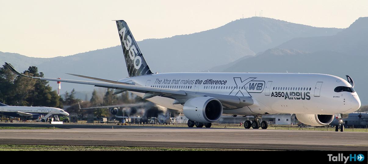 Airbus Group destaca la importancia del mercado Latinoamericano en FIDAE