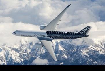 Airbus exhibe el A350 XWB en FIDAE por primera vez