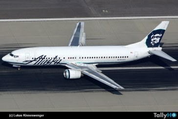Alaska Airlines ajusta vuelo para «interceptar el eclipse»