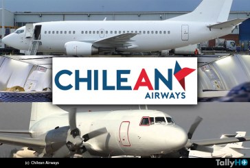 Chilean Airways emprende vuelo entre Chile (Iquique) y Bolivia (Oruro)
