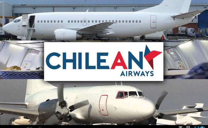Chilean Airways emprende vuelo entre Chile (Iquique) y Bolivia (Oruro)