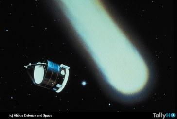 Recordando el histórico encuentro de Giotto con el cometa Halley