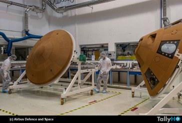 Misión ExoMars 2016 fue lanzada hoy con módulo Schiaparelli y satélite TGO