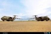Embraer revela segundo avión KC390