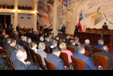XVI Congreso de Historia Aeronáutica y del Espacio en Chile