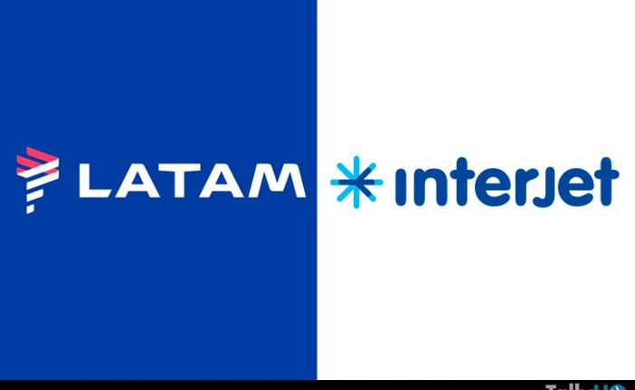 Código compartido entre LATAM e Interjet fortalece conectividad entre México y Sudamérica