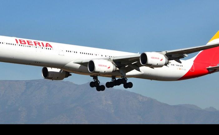 Aerolínea IBERIA cumplió 90 años desde su primer vuelo comercial
