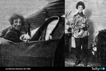 Adrienne Bolland y los 95 años del primer cruce de la cordillera por una mujer