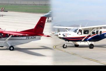 Aeronaves utilitarias en FIDAE 2016