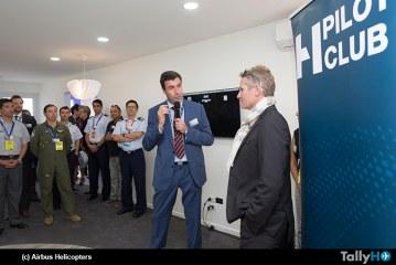 En FIDAE 2016 Airbus Helicopters lanzó el HPilot Club en América Latina