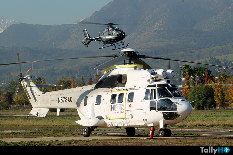 Airbus Helicopters celebra 15 años en Chile y proyecta nuevas inversiones en el país