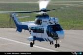 El Airbus Helicopters H215 inició su tour por latinoamérica