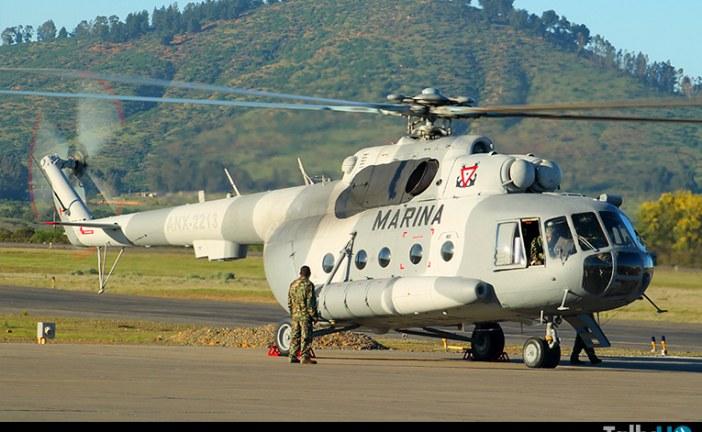Helicópteros de Rusia formalizó el primer contrato con la  Marina de Guerra de México