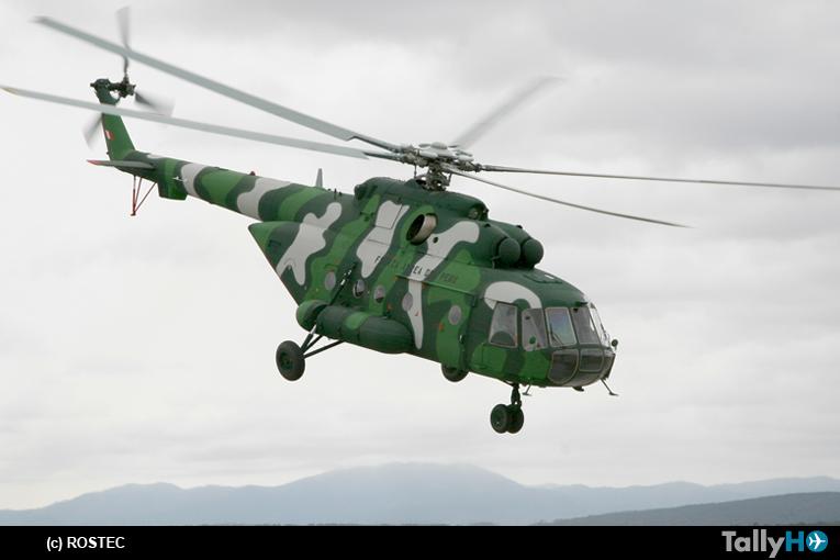"Sistema antimisiles ""President C"" para aeronaves de exportación de Helicópteros de Rusia"