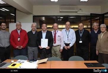 DGAC entrega certificado de operador aéreo a Heliservicios