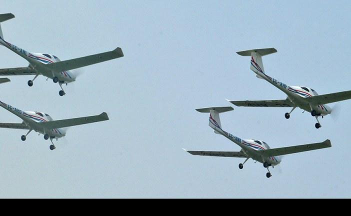 88 Aniversario de alto vuelo del Club Aéreo de Santiago