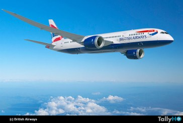 British Airways regresa a Santiago de Chile